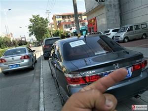 11年10月(暴风银色)本田理念轿车,绝对的省油利器。一公里4毛2分钱,车况精品,原车导航
