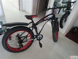 卖二手自行车9成新
