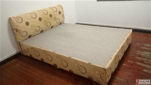 便宜卖床、冰箱、沙发、茶几