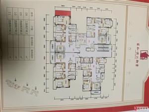 滨江御景居二期140平米低层四房售72.6万
