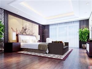 鑫隆帝景城3室2厅2卫精装修带地上车位储藏室
