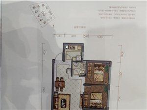 新盘中铁峨眉长岛3室2厅2卫50万元