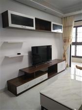 银海御湖2室2厅1卫全新房子年租2700元/月