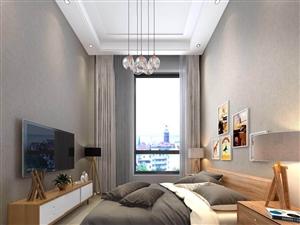 公园里公寓买一层送一层,开发商送精装修