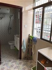 梦笔名郡,6楼,两房一厨一卫,床,热水器,空调