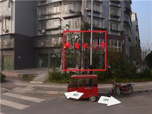 茜草转角双门市门面商铺-复式-泸州市人民医院旁-120万