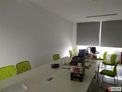 高档办公家具95新全套低价出售,沙发、板桌、会议桌
