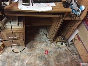 9成新电脑桌搬家没法拿便宜转了