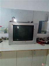老式21英寸电视出售