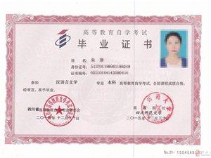 專升本小自考報名中,未取得畢業證的大專在校生可報