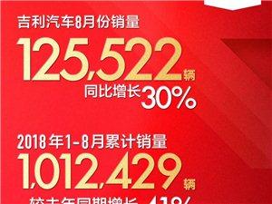 【濮陽恒通】突破百萬,8月銷量125522輛