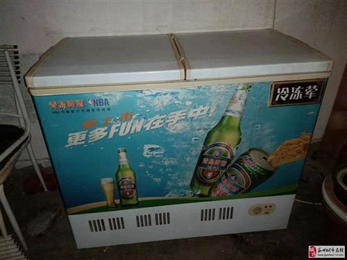闲置冰柜一台低价出售
