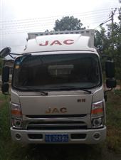 二手4.2米厢式货车出售(江淮帅铃)