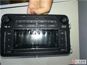 处理原车新桑塔纳车收音机盒