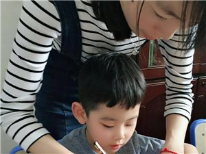 武昌海贝幼小衔接学前班的学习课堂