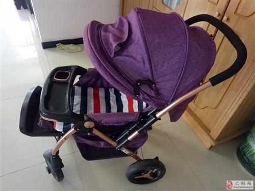 全新婴儿车处理