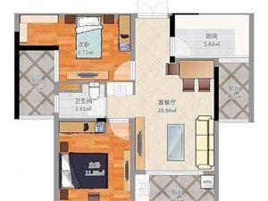 雨润广场高/32毛坯86平2室1厅1卫78万Z