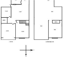 兴泰公寓81平加赠15平阁楼70平露台