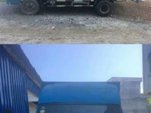 本人有一辆8成新的,跃进牌厢式货车出售