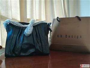 全新明治牛皮链条包,专柜购入,吊牌包装全,低价出。