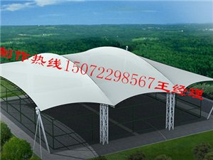 湖北/荆州膜结构厂家 专注停车棚 雨棚 遮阳棚
