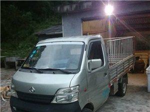 长阳彭先生因已买新车,现低价出售12年微型货车!