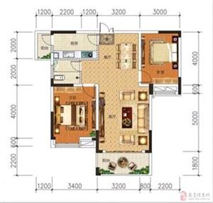 特价房源阳光新都2室2厅2卫53.8万元