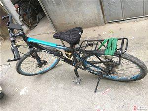 捷安特自行车正品自己比较少骑给心爱的自行车找善