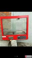 出售制作汉堡、炸鸡用的腌料机 双槽炸锅 电保温箱
