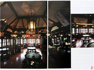 中式复古茶楼装修效果