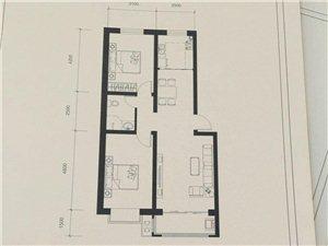 花溪地二期顶层送阁楼2室2厅1卫29.5万元
