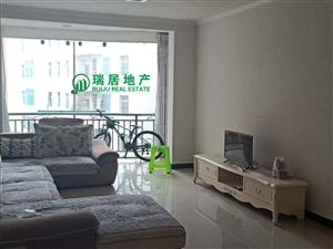 龙腾小户型90�O两室精装修带家具家电出售采光好