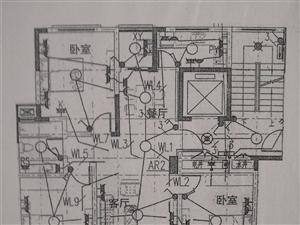 中坤苑126平方8平方附房116万元H