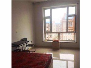 吉鹤苑新房出售,52平精装地热,两室落地窗,急售!
