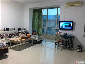 吉鹤苑新楼房,48平精装修两室,落地窗地热,急售!
