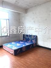 莲塘小学附近,民房2楼,2房1卫,有一张床