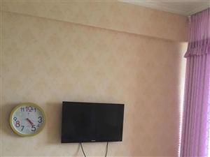 四海新城精装公寓1室1卫45平带家具家电