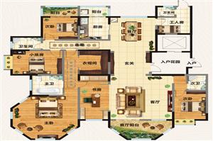 翡翠庄园2室5厅4卫140万元