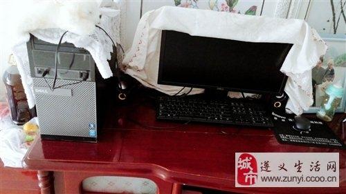 戴尔台式电脑