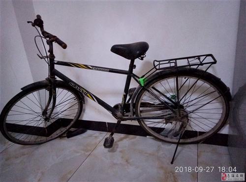 自行车一辆,没有用了,放家里占地方,处理。