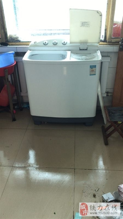 低价出售 洗衣机