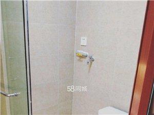 广安南站ICEC财富广场1室1厅家具家电齐全可年付