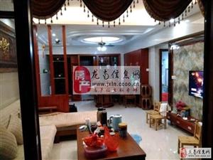 县中心豪装龙昌大楼3室2厅2卫2500元/月