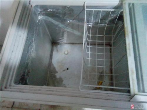 二手冰柜7成新