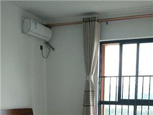 京鸿基·首郡,全新精装修一房一厅,首次出租