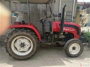 出售拖拉机带两个播种机