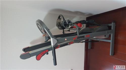 99新跑步机一台出售