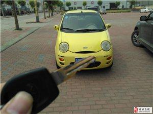 出售二手QQ3一辆,带助力,空调,新轮胎