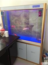 低价出售鱼缸桌子