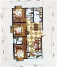 中心区-秀水蓝湾3室2厅2卫80万元